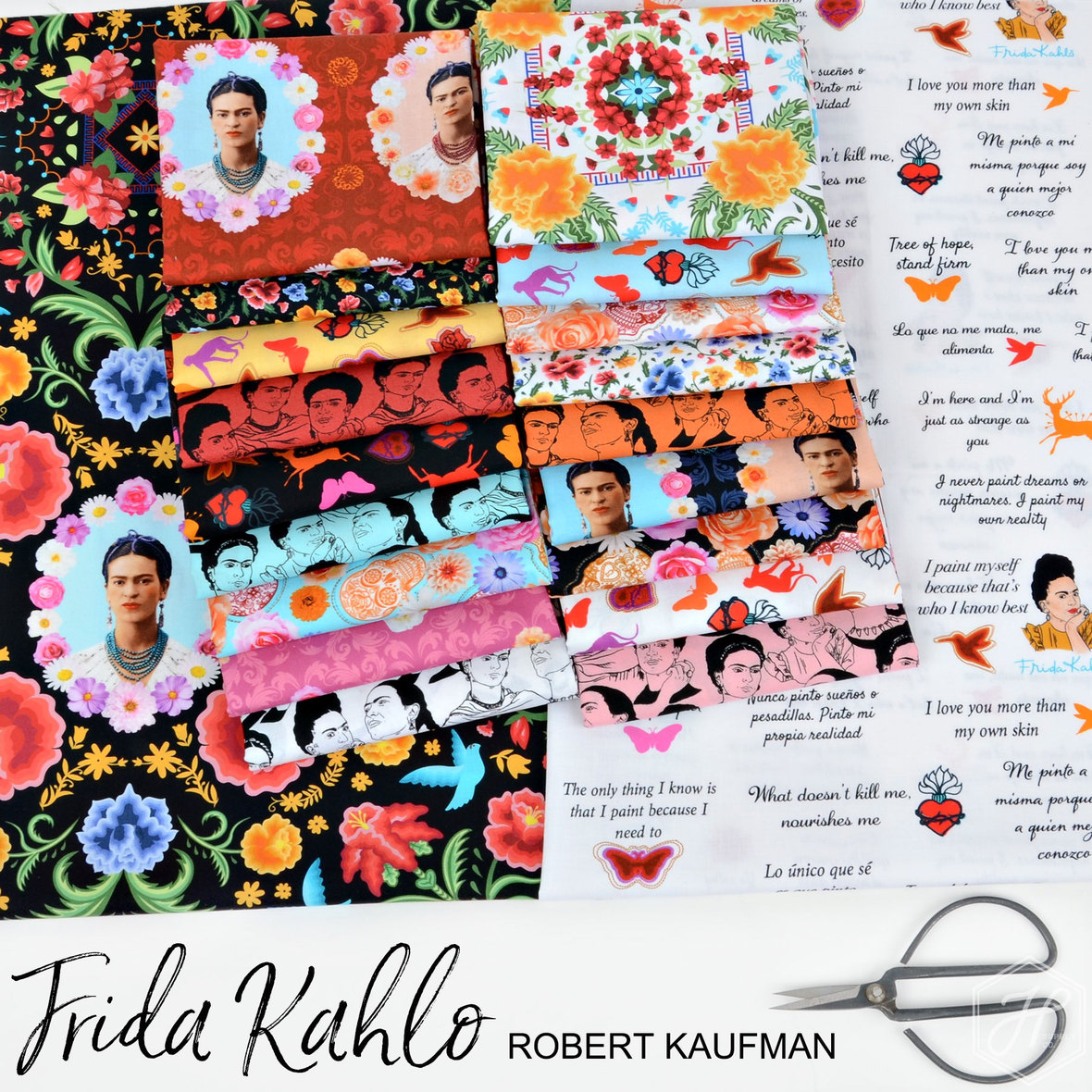 Frida-Fabric-Poster-Robert-Kaufman-at-Hawthorne-Supply-Co