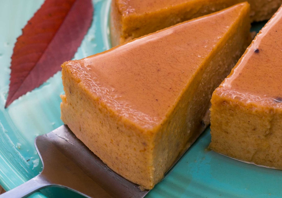 Facebook pumpkin flan picture-4