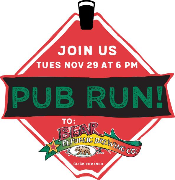 bear republic pub run
