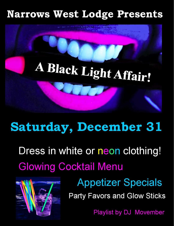 2017 Black Light Affair