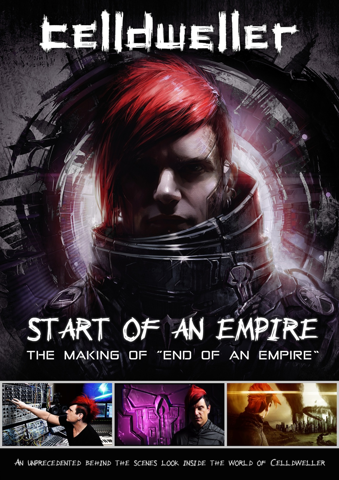 Celldweller EoaE Documentary cover