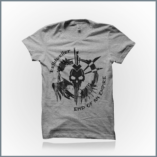 Celldweller Symbols of Power shirt prodimg