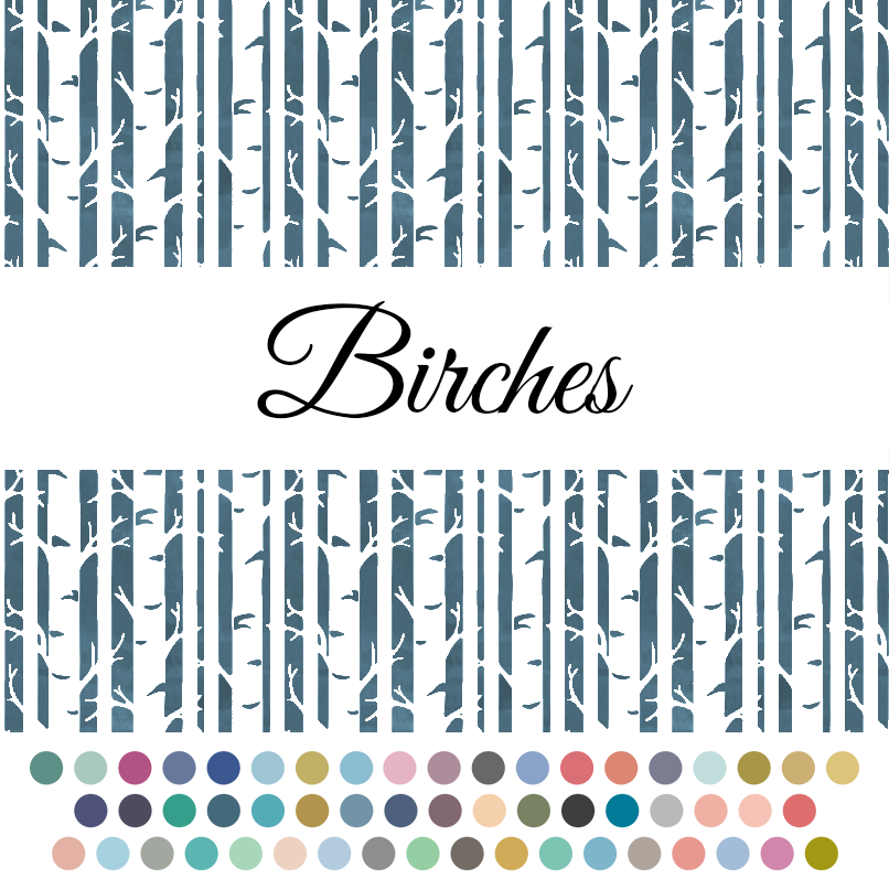 Birches Promo With Dots