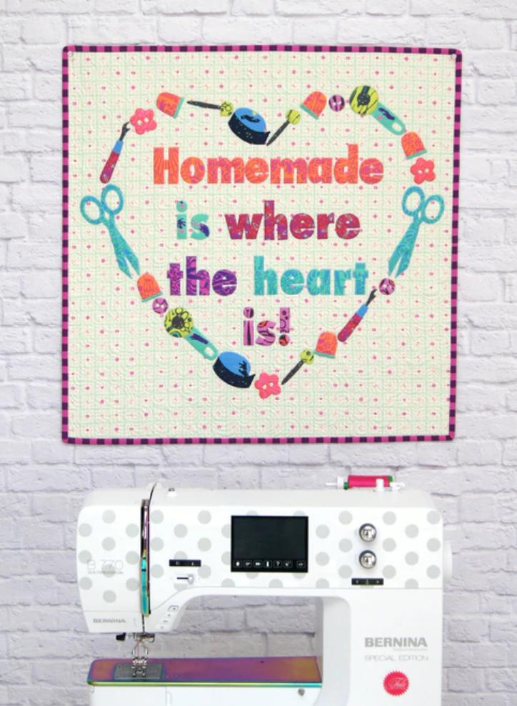 Screenshot 2020-03-30 Homemade Mini Quilt PDF Pattern