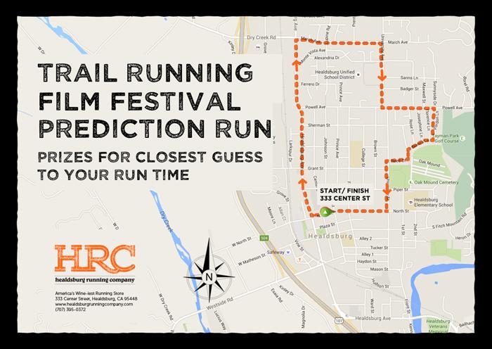 prediction run