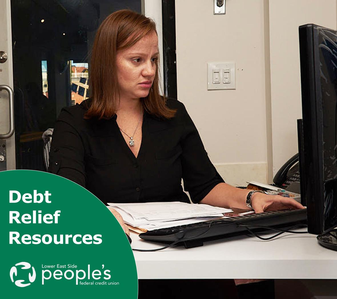 2020 debt relief resource