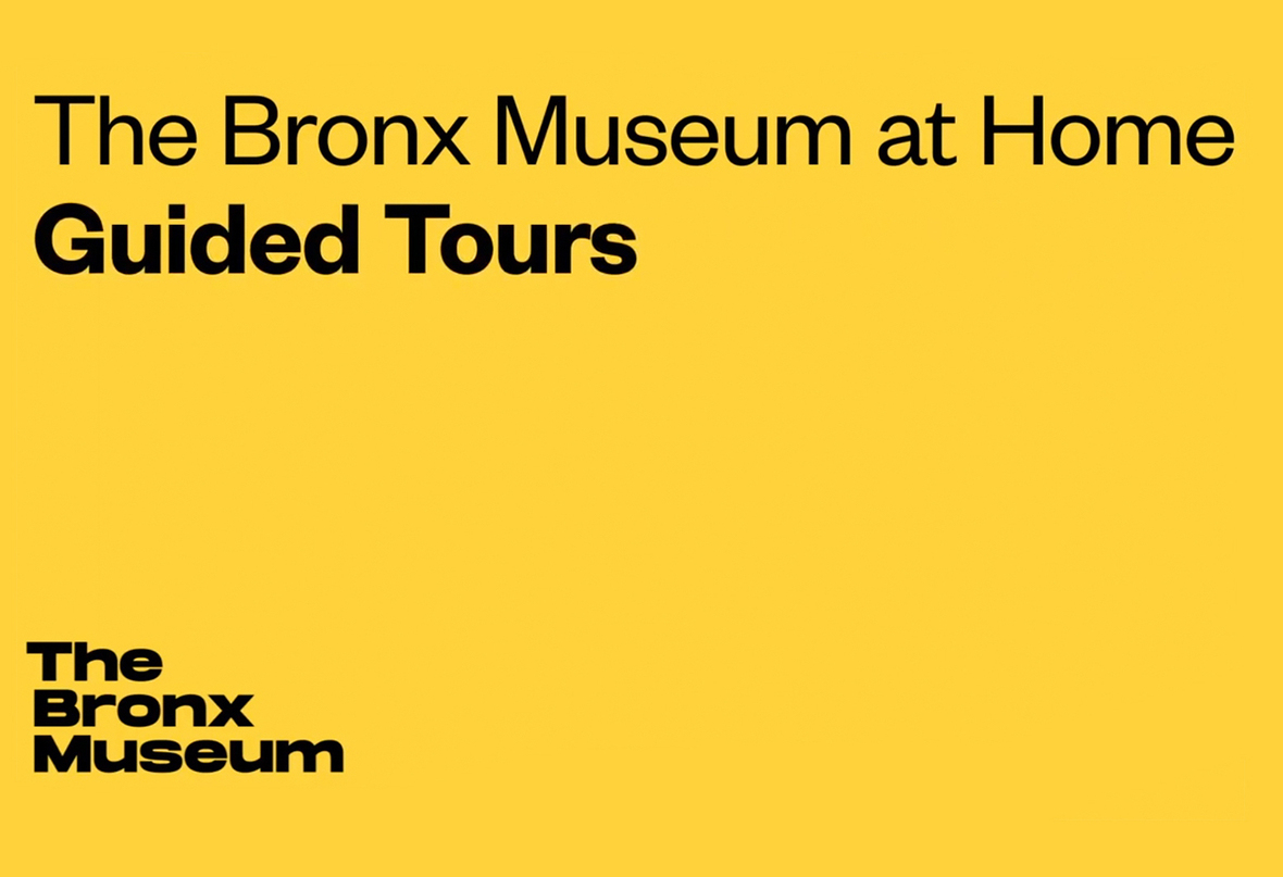 BxMA at Home Guided Tours newsletter