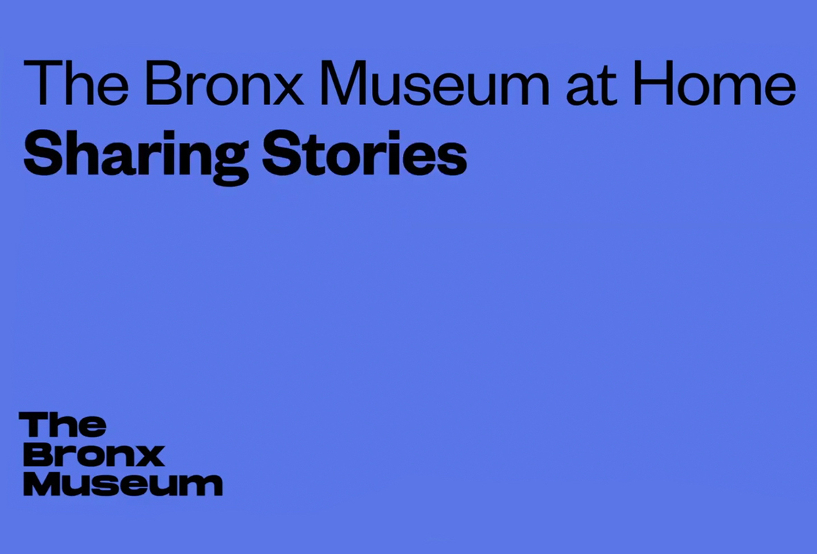 BxMA at Home Sharing Stories newsletter