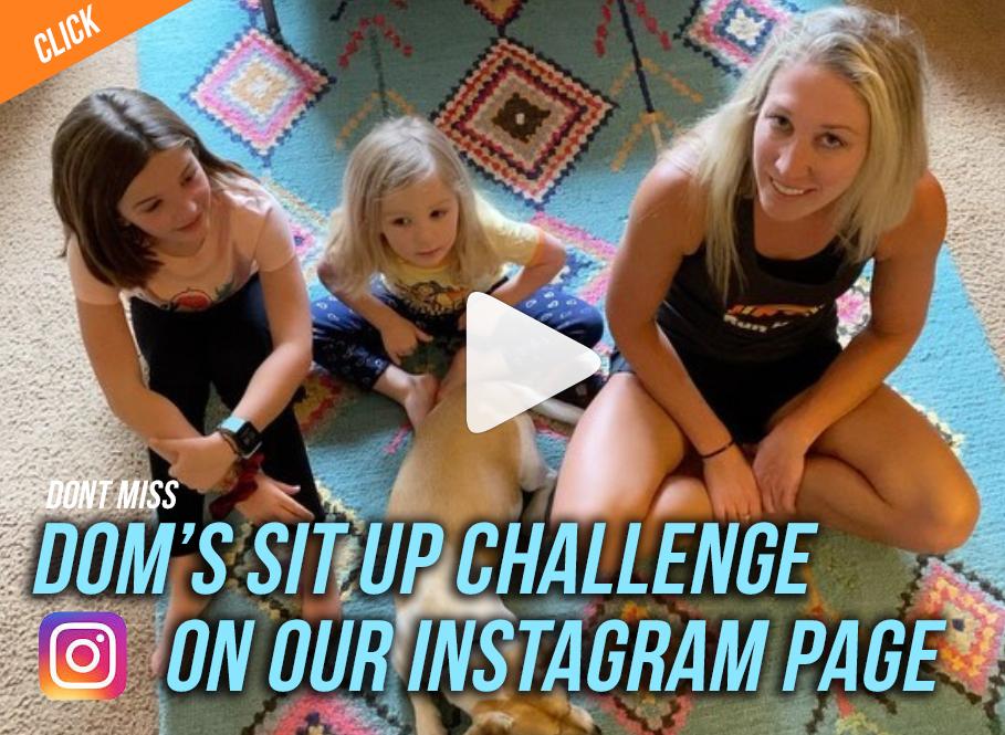 dom situp challenge