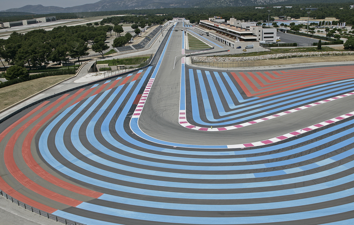 The F1 French Grand Prix Returns To Circuit Paul Ricard