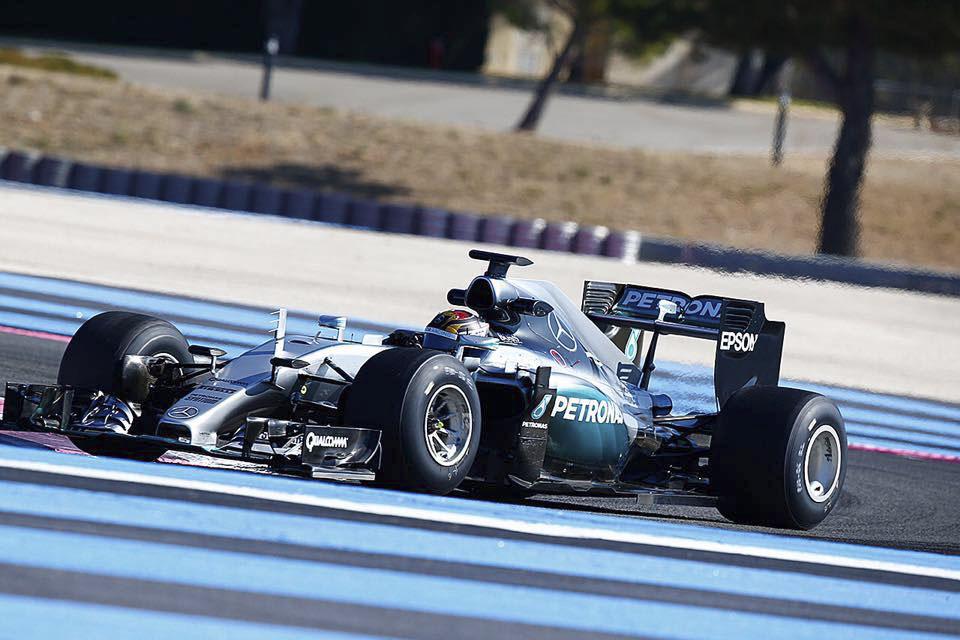 Daimler AG  Mercedes AMG Petronas