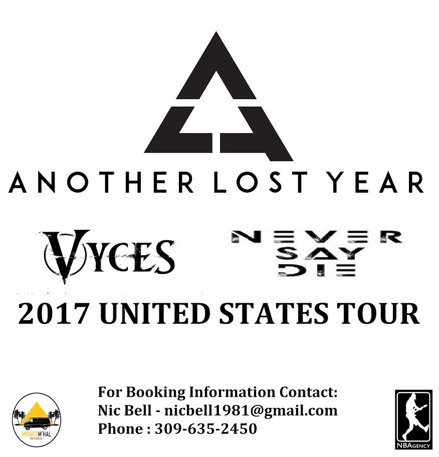 ALY tour