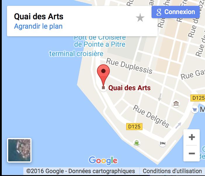 Quai des Arts