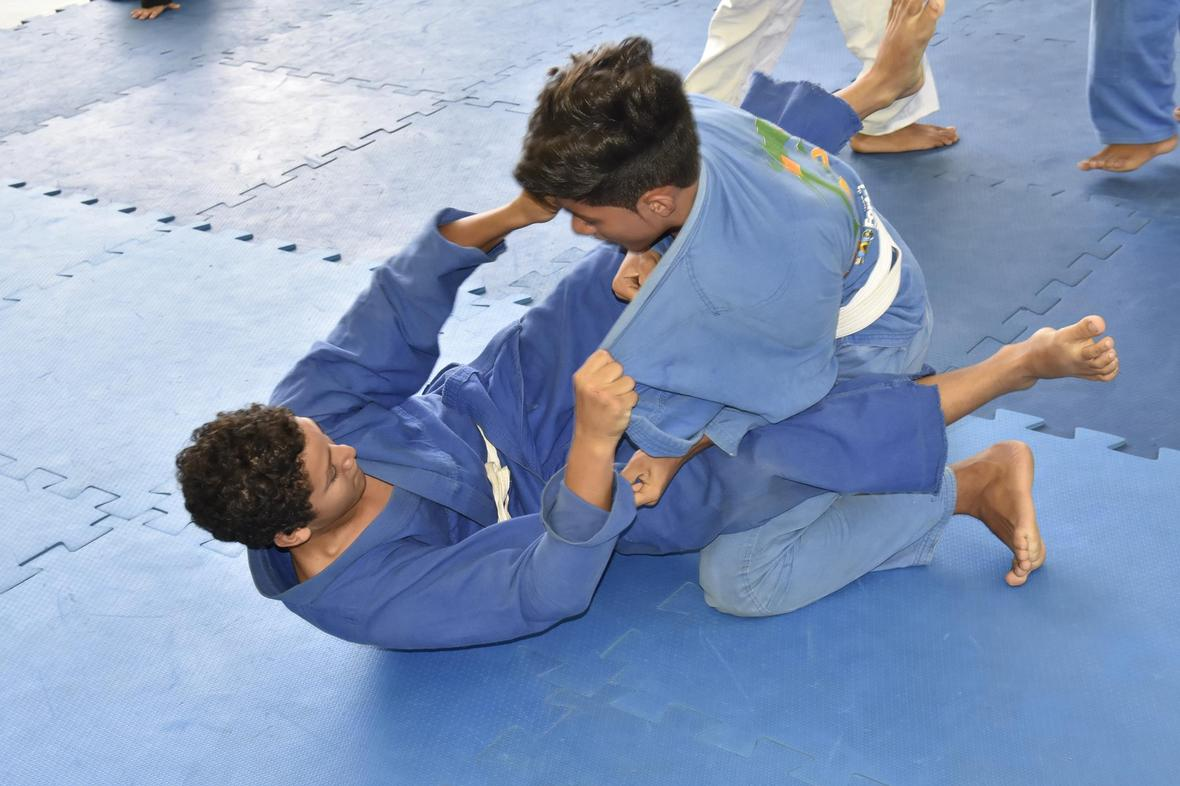 Aula de Judo  Copy