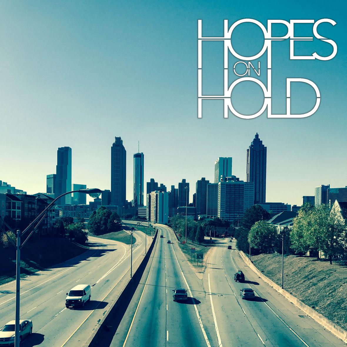 hopes on hold cover art