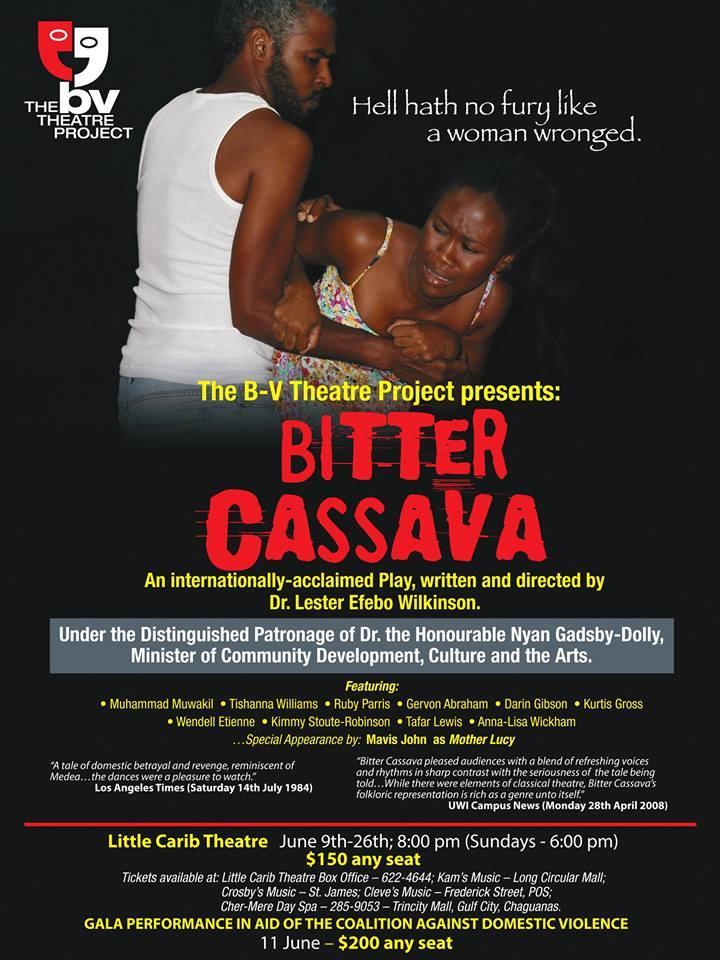 Bitter Cassava