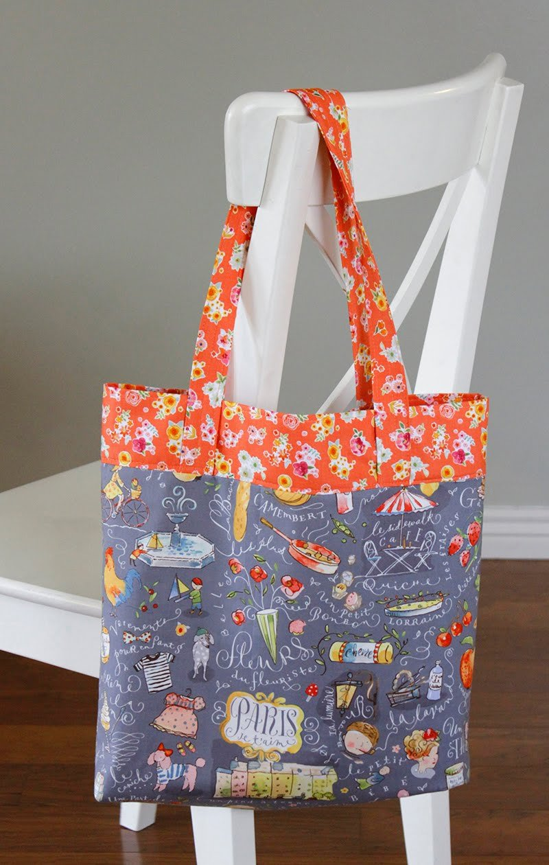 Tote Bag from A Bright Corner 2