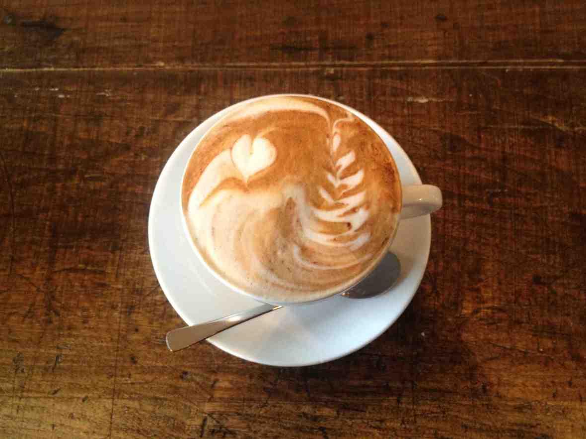 herz-cappuccino