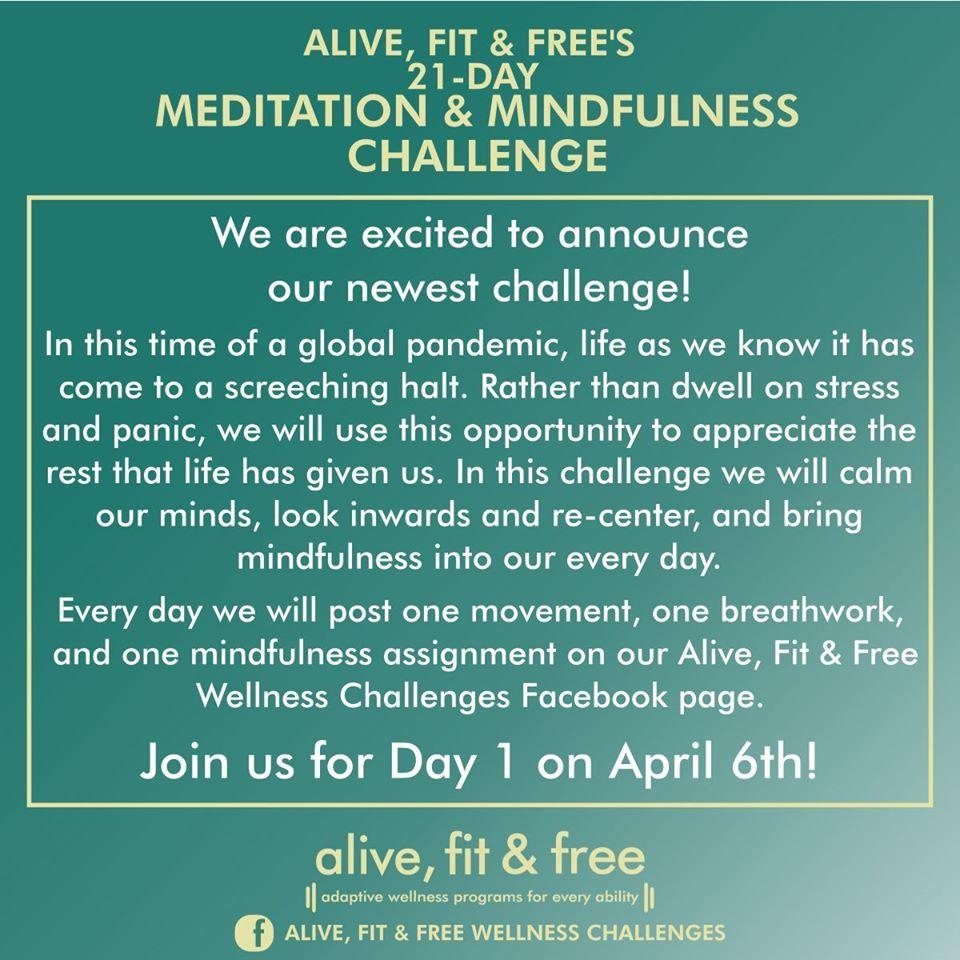 Alive Mindfullness