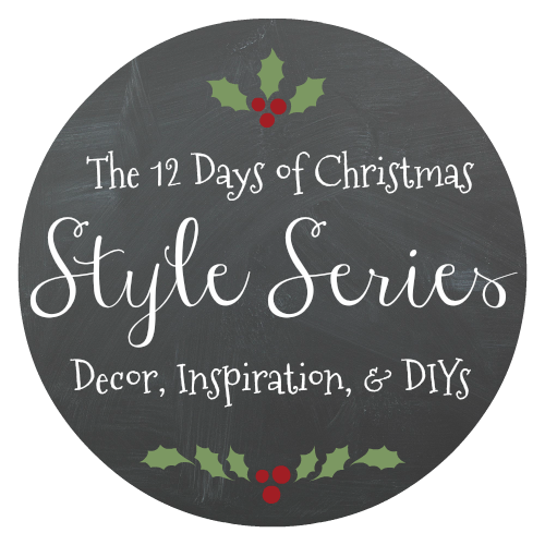 12 Days of Christmas Style Series