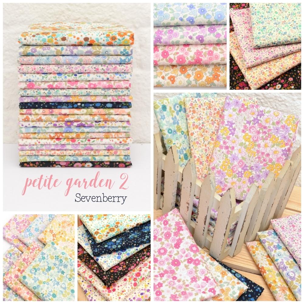 Sevenberry Petite Garden 2 Fabric Poster
