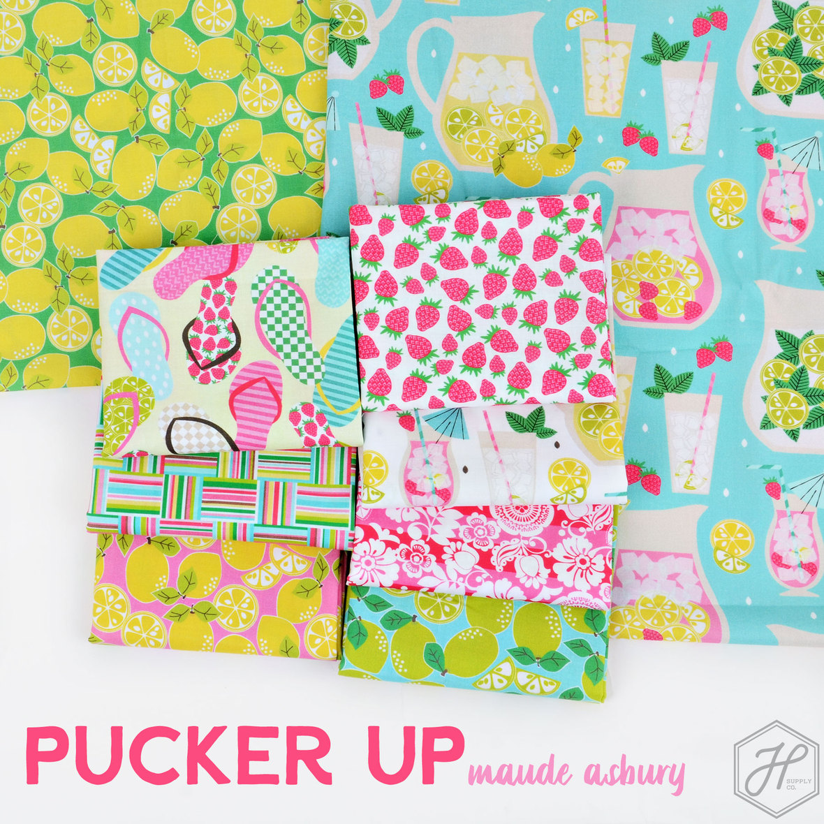 Pucker-Up-fabric-Maude-Asbury-for-Blend-at-Hawthorne-Supply-Co
