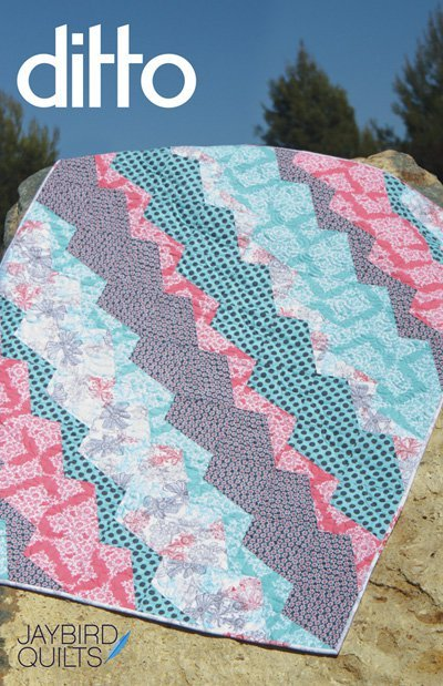 jaybird quilts  ditto sewing pattern