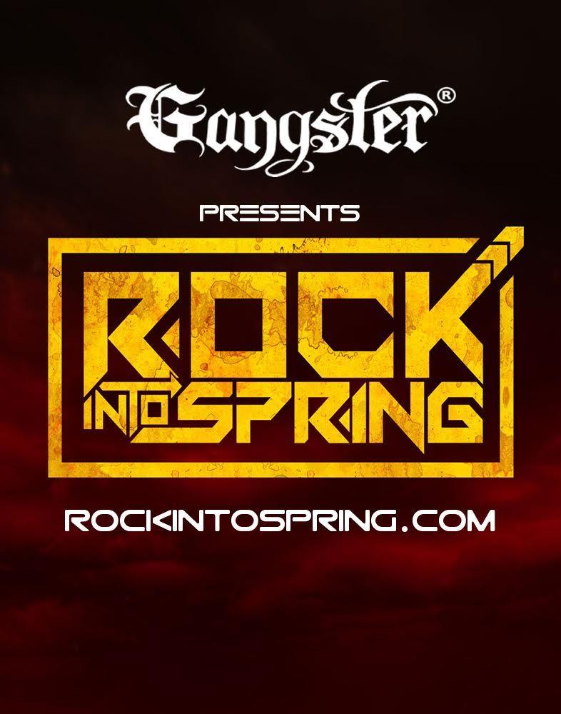 rock into spring
