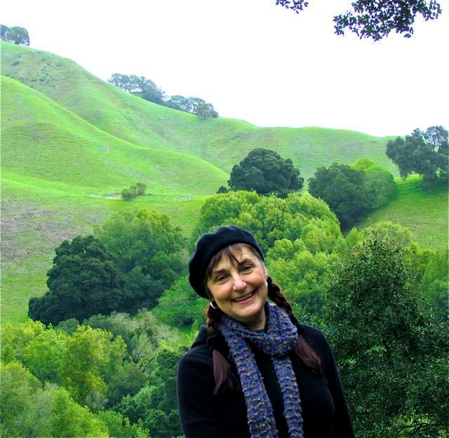 Marissa In the Green Hills