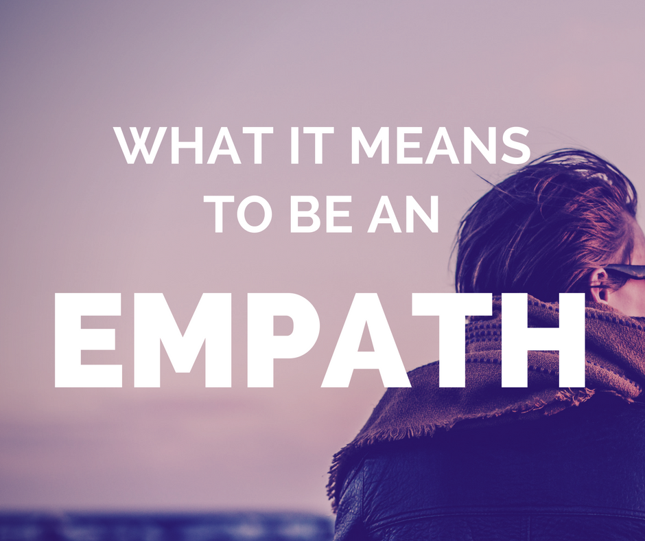 newsjoywhatmeanstobeanempath