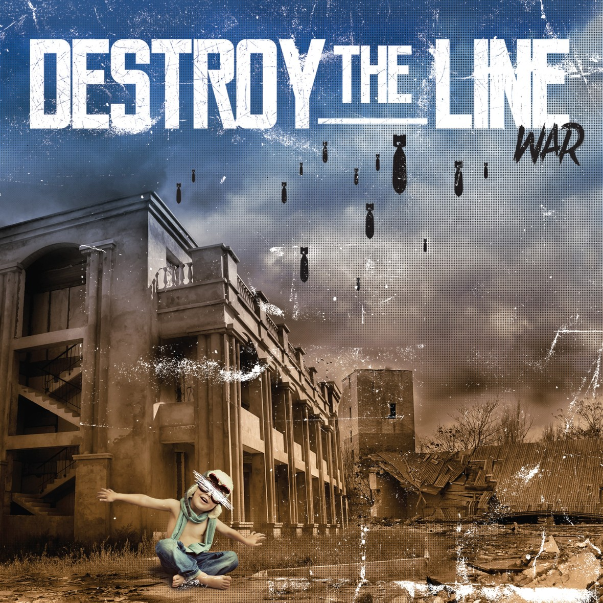 destroy the line war cover