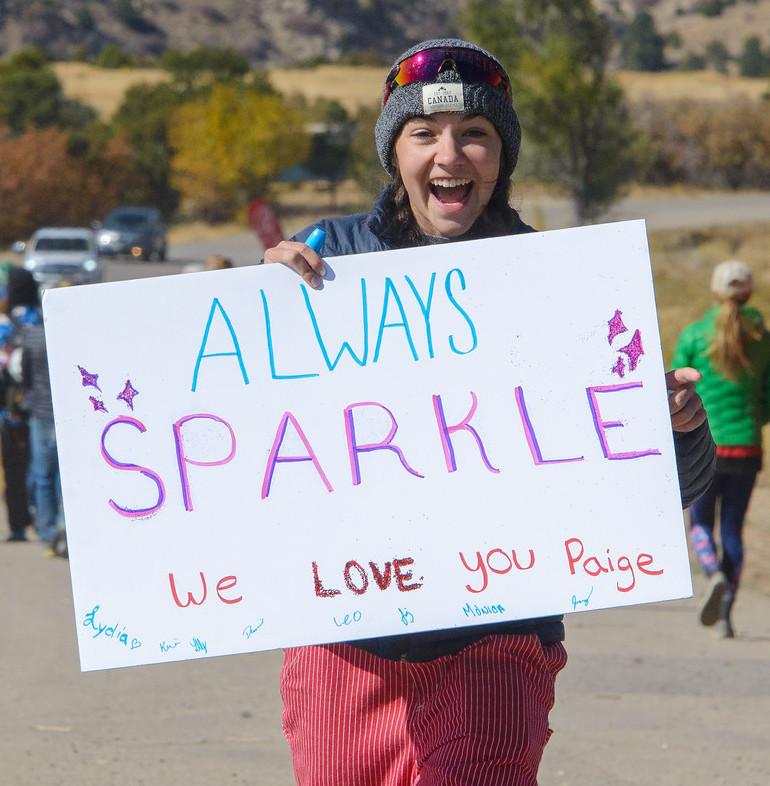 Sparkle Sign in Durango