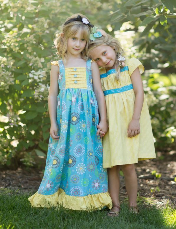 curious dream-look book4  features cosette and garden party dress