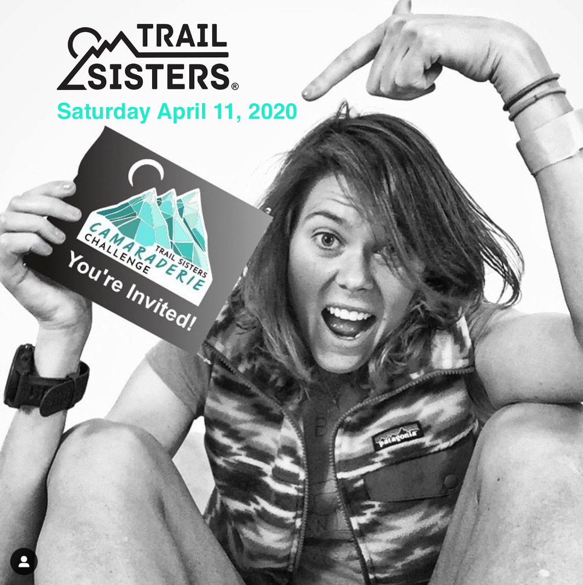 trail sisters challenge