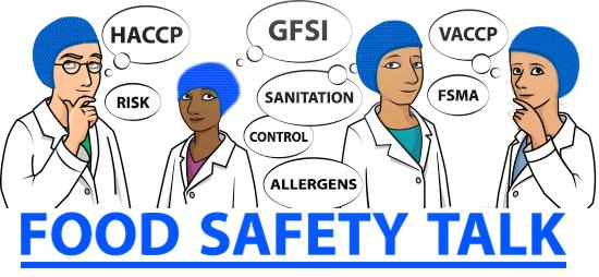 FOOD SAFETY NEWS LETTER