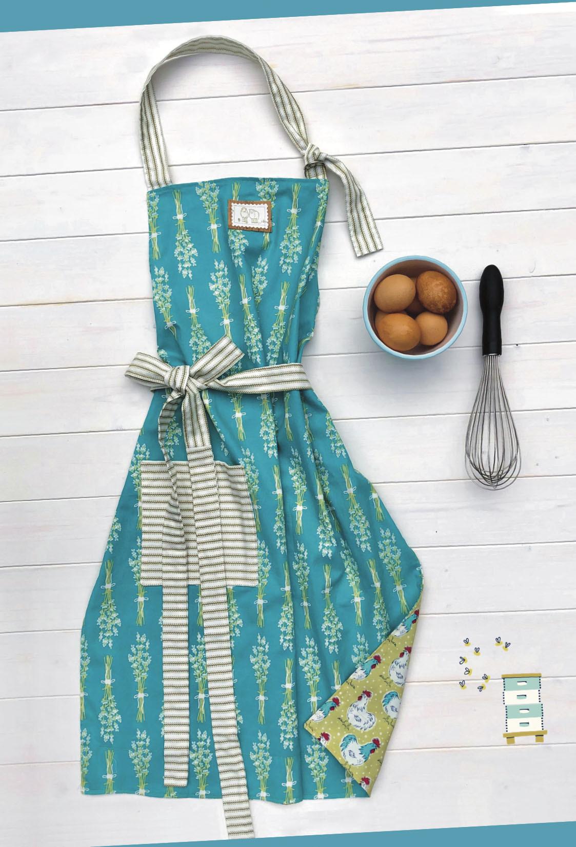 mccalls apron