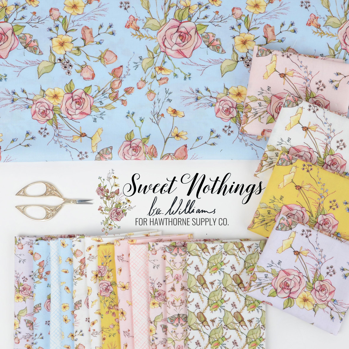 Sweet-Nothings-by-Bec-Williams-for-Hawthorne-Supply-Co-fabric