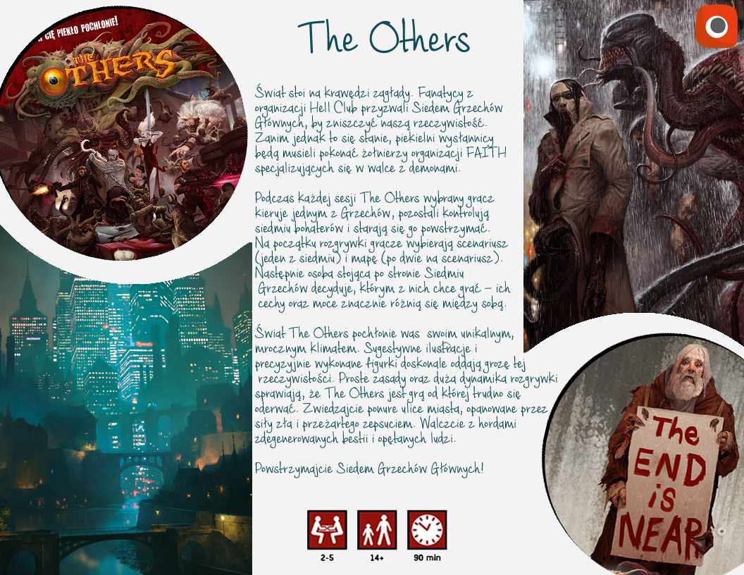 the others press