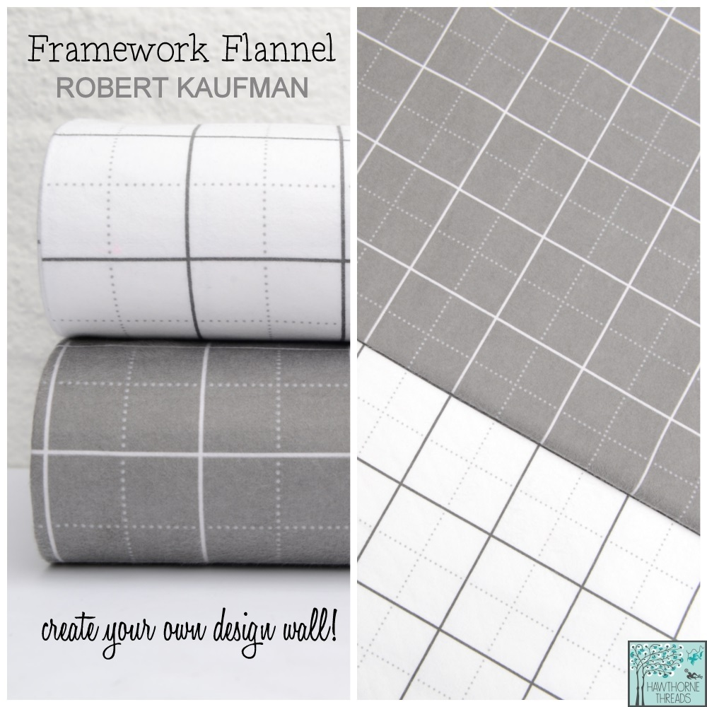 Framework Flannel Fabric Robert Kaufman