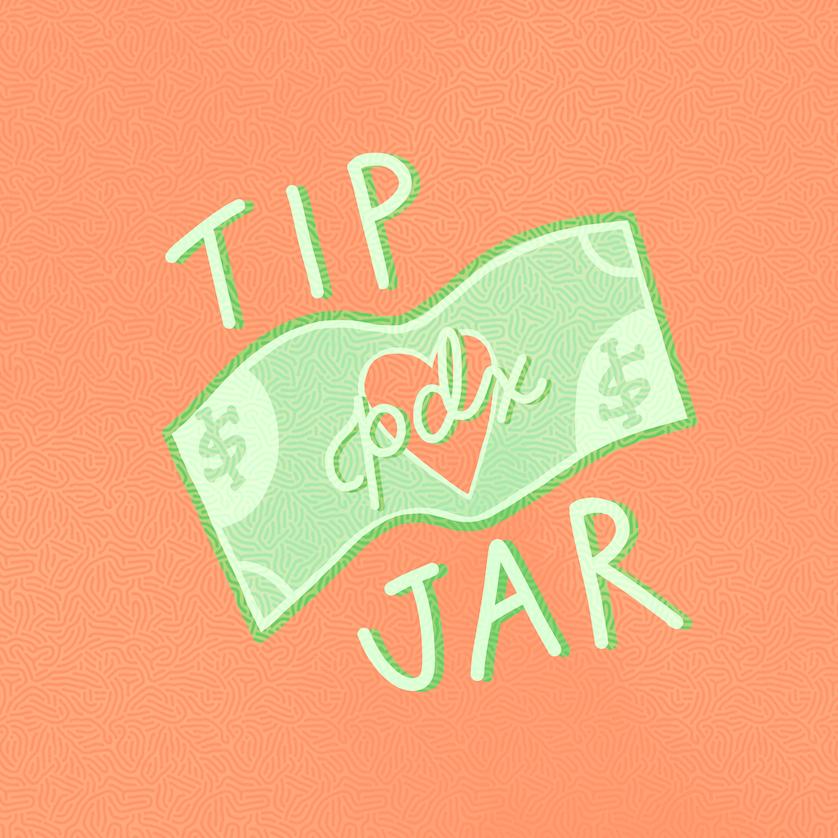 PDX Tip Jar