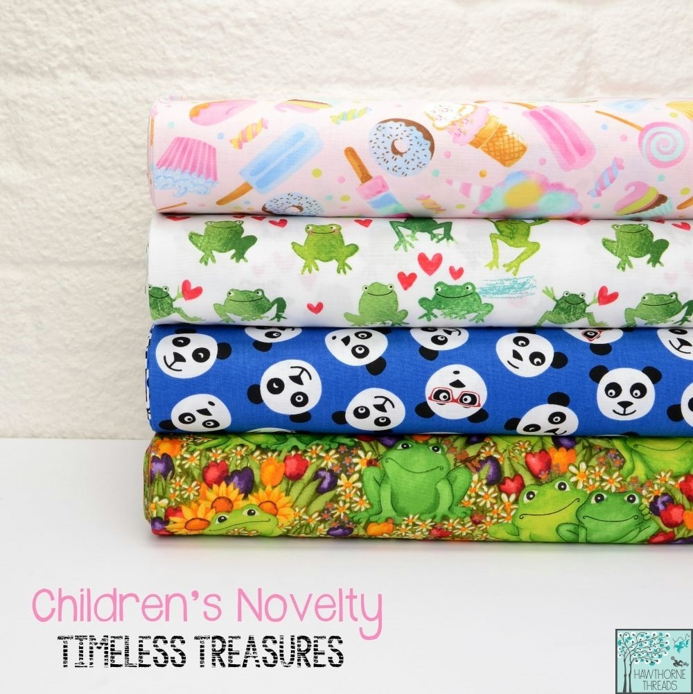 Childrens Novelty Fabric