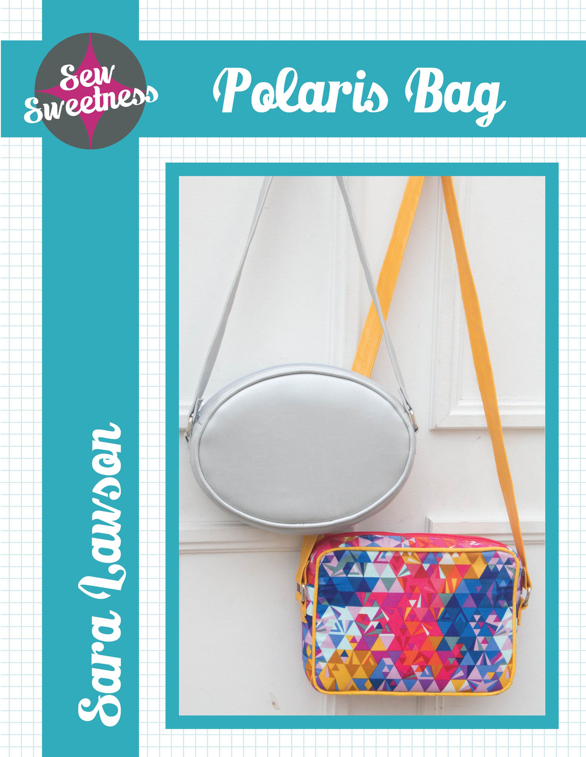 sew sweetness  polaris bag sewing pattern
