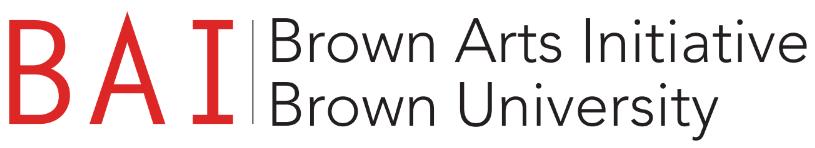 Brown Arts Initiative BAI