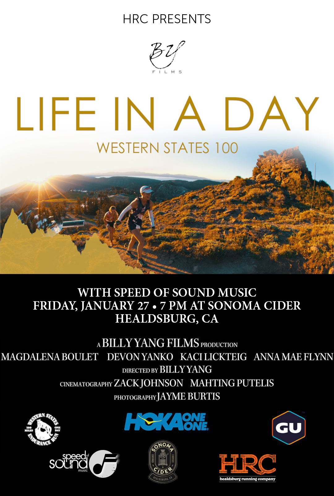 Life in a Day - POSTER  Official