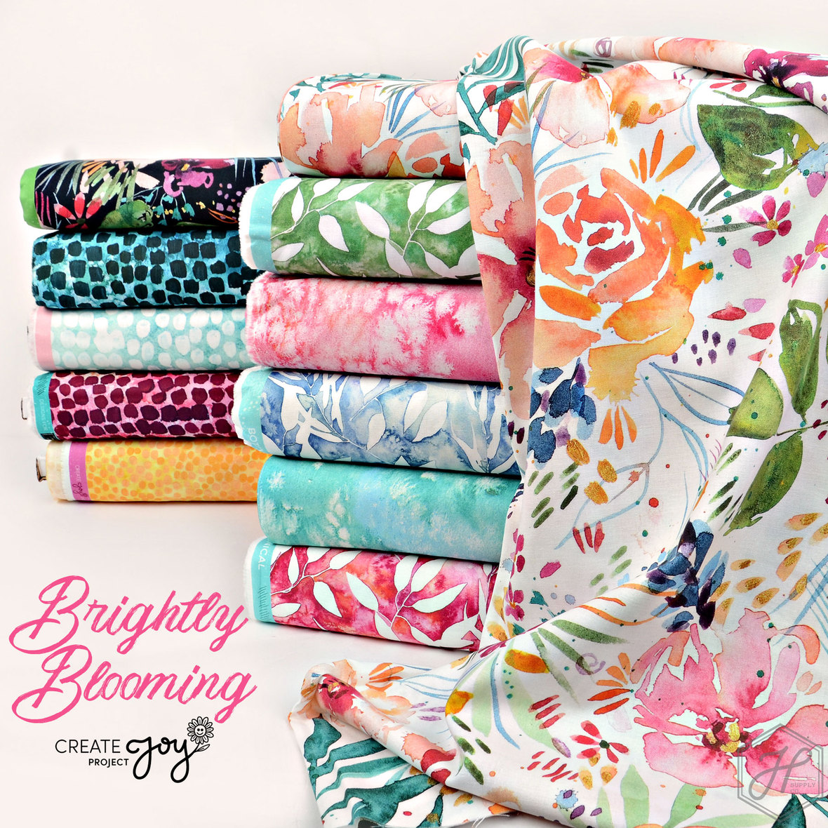 Brightly-Blooming-Fabric-Moda-at-Hawthorne-Supply-Co