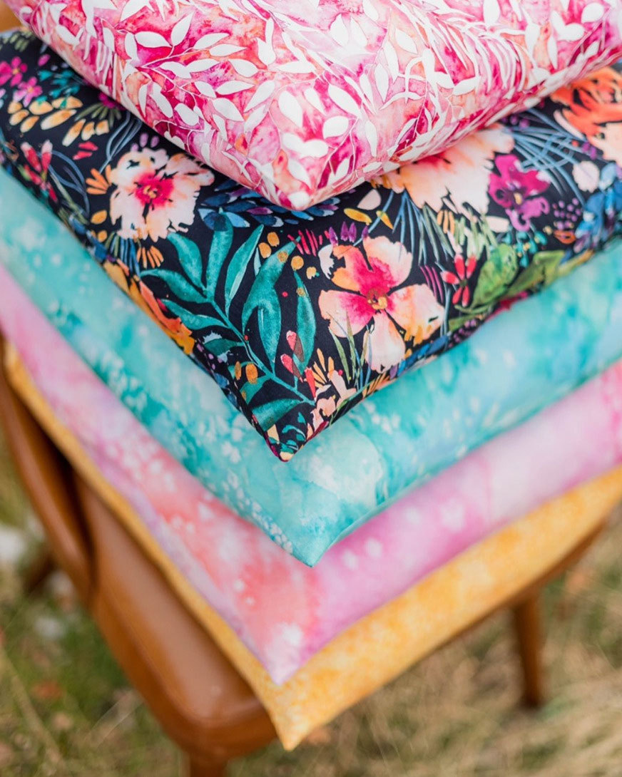 Brightly-Blooming-Fabric-Pillows