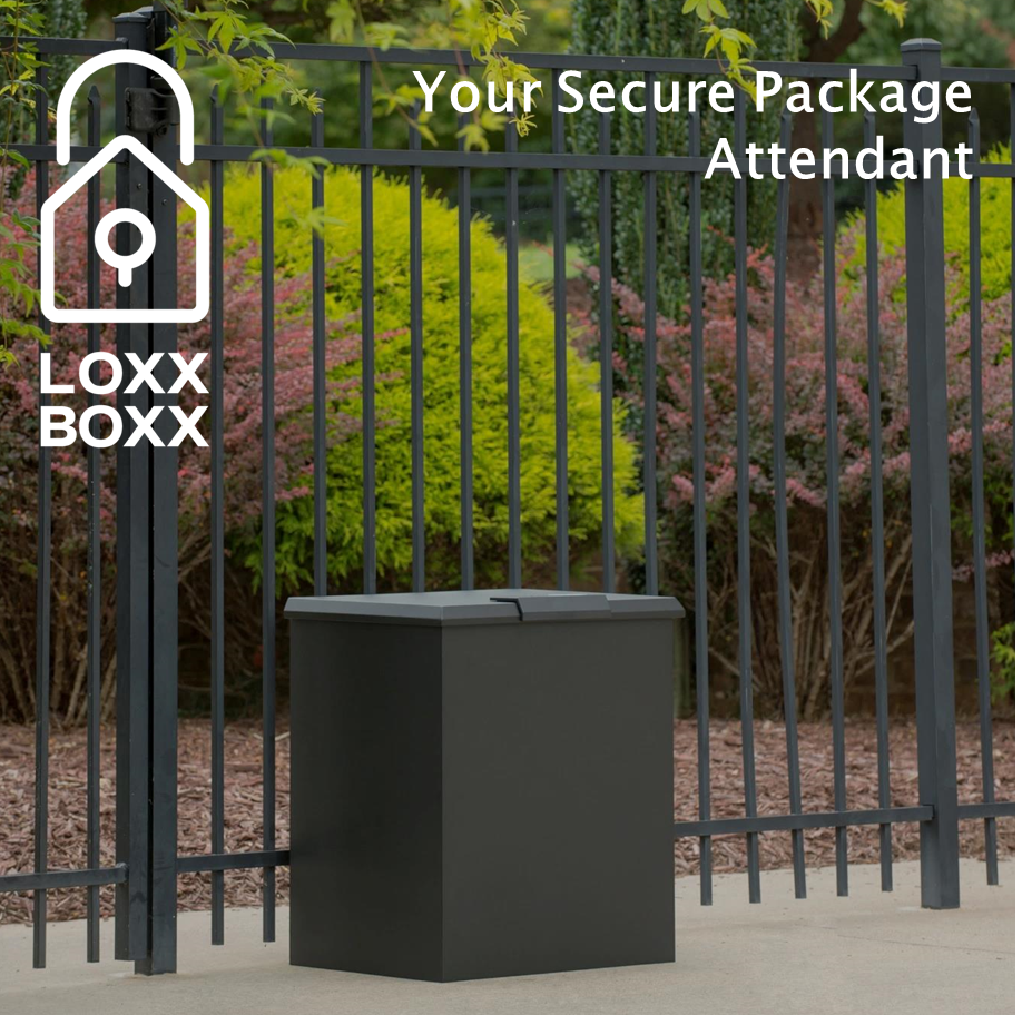 secure package attendant