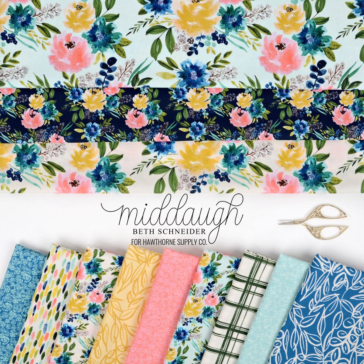 Middaugh-Watercolor-Fabric-Beth-Schneider-for-Hawthorne-Supply-Co