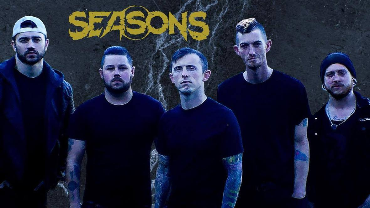 Seasons High Res band promo image