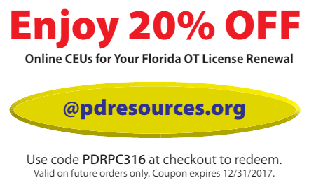 FL OT CEU Coupon